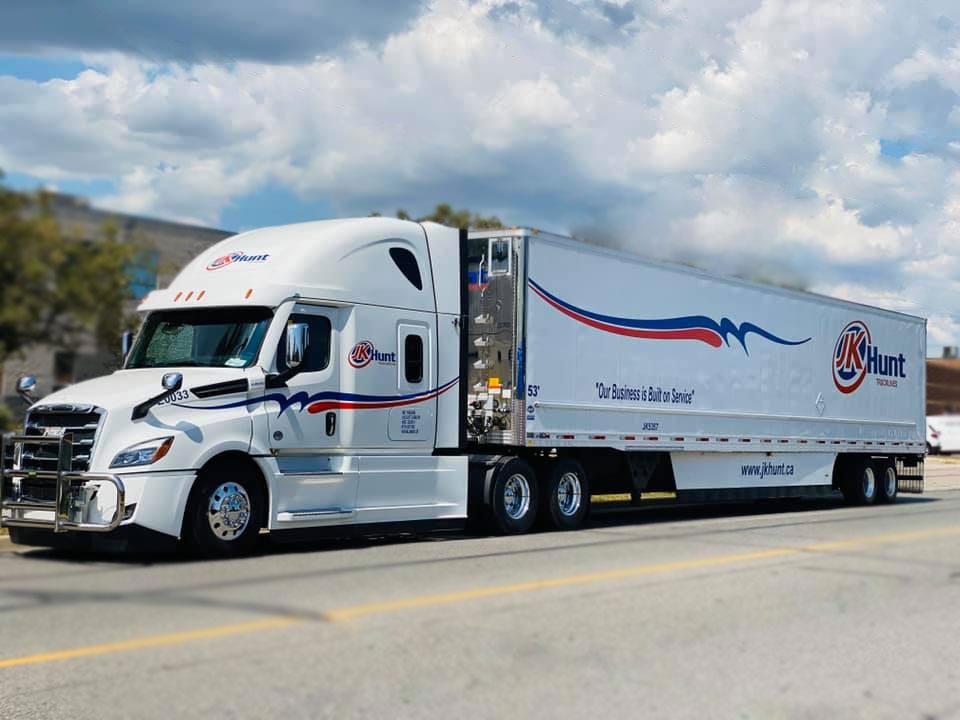 single-truck